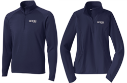 Picture of Yost Pharmacy - Men's and Women's  Sportwick 1/2 Zip Pullover