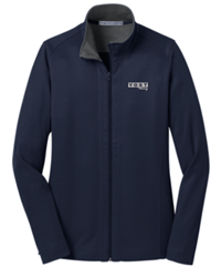 Picture of Yost Pharmacy - Women's  Vertical Texture Full-Zip Jacket