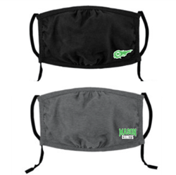 Picture of Mason Comets YOUTH COTTON Face Mask