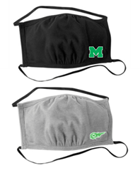 Picture of Mason Comets  COTTON Face Mask