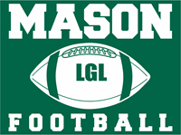 Picture for category Mason High School Football CAMP Apparel 2021