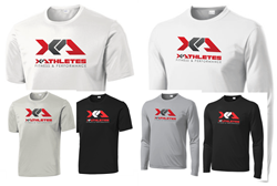 Picture of XATHLETES Performance T-Shirt Options