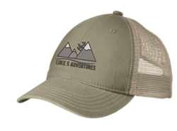 Picture of Luke 5 Adventures Super Soft Mesh Back Cap