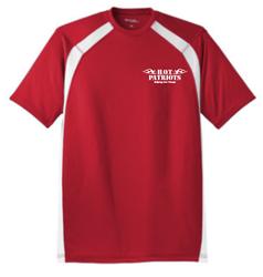 Picture of HOT Patriots Color Block Drifit T-Shirt