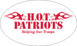 Picture of HOT Patriots Magnet