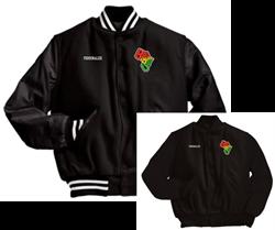 Picture of Mason Black Student Union Varsity Jacket