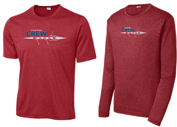 Picture of Great Miami Crew Contender Performance T