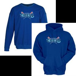 Picture of Great Miami Crew  Royal Fleece Sweatshirts