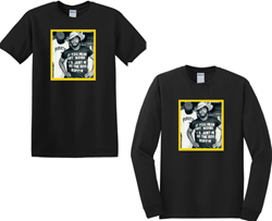 Picture of Dave Parker 39 Foundation Boppin Picture Short or Long Sleeve T