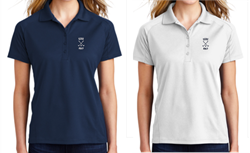 Picture of CCDS Ladies Dry Mesh Polo