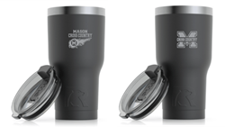 Picture of MHS Cross Country Rtic 30oz Tumbler