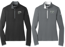 Picture of MHS Cross Country Ladies Nike 1/2 Zip Pullover