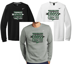 Picture of MHS Cross Country Nike Club Crew Neck Sweatshirt