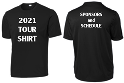 Picture of Mason Band DRIFIT TOUR SHIRT 2021 - AVAILABLE THRU 8/12