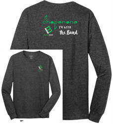 Picture of Mason Band Chaperone Long Sleeve Tee