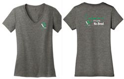 Picture of Mason Band Chaperone Women's V-Neck Tee
